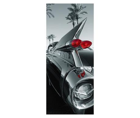 Tapet pentru usa Classic Car 86x200 cm