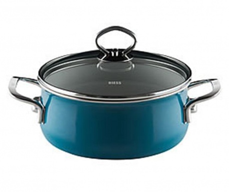Posuda za kuhanje sa poklopcem Aquamarine
