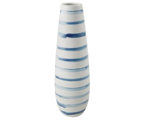 Navy Stripes Váza
