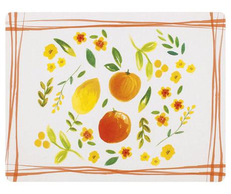 Orchard 4 db Tányéralátét 26x33.5 cm