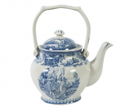 Teapot with cover Palace High Blue