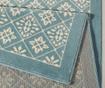 Covor Tile Blue and Cream 120x170 cm
