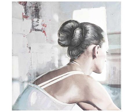 Roxanne Festmény 80x80 cm
