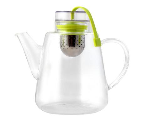 Čajnik s cedilom Amo Green 1.5 L