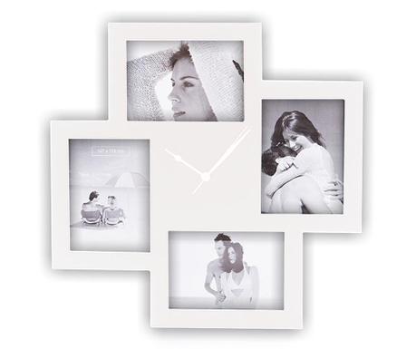 Collage White Falióra 4 fényképtartóval