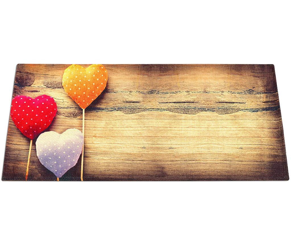 Tepih Sweethearts 60x115 cm