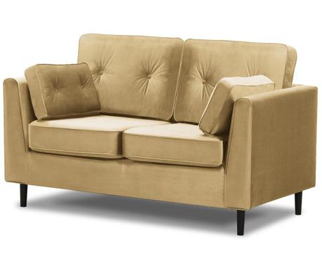 Canapea 2 locuri Marigold Beige
