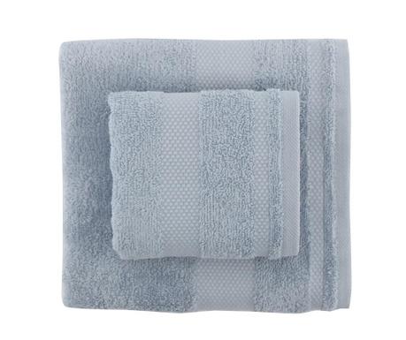 Zestaw 2 ręczników kąpielowych Tommy Blue