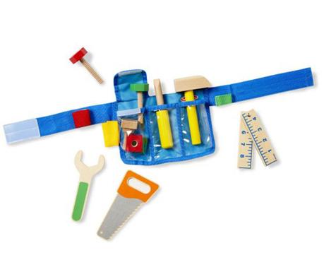 13-dijelni set alata igračke Handyman