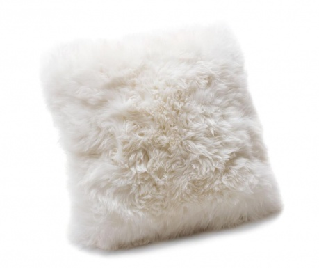 Διακοσμητικό μαξιλάρι Gayle White 45x45 cm