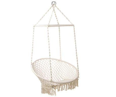 Hamak typu krzesło Relax White