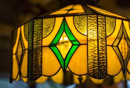 Lumini Tiffan y Luz