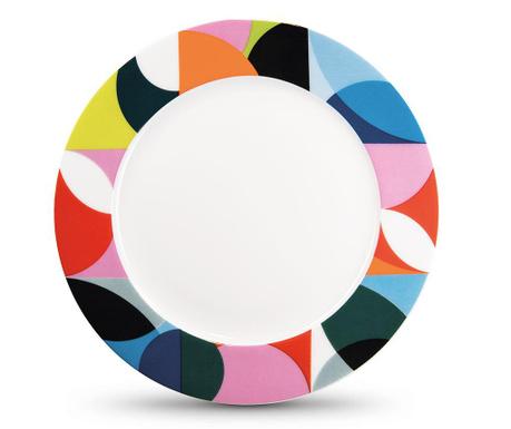 Solena Desszertes tányér