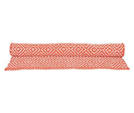 Covor tip pres Diamond Coral 60x90 cm