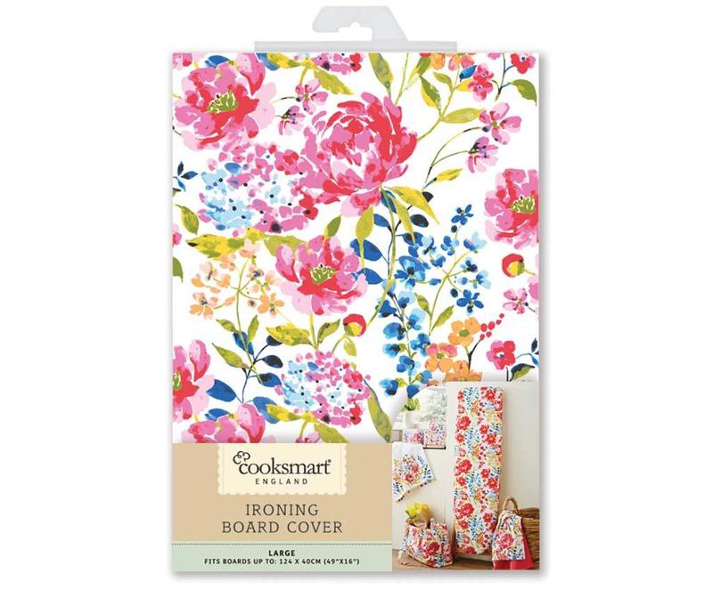 Navlaka za dasku za glačanje Floral Romance 45x124 cm