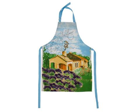 Kitchen apron Provence Nature