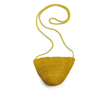 Torba za na plažo Ariel Yellow