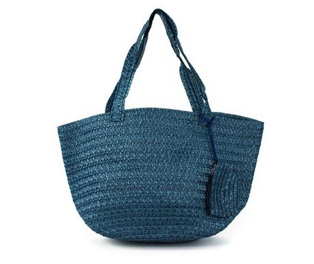 Plážová taška Isabella Navy