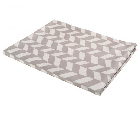 Obrus Chevron Lura Grey