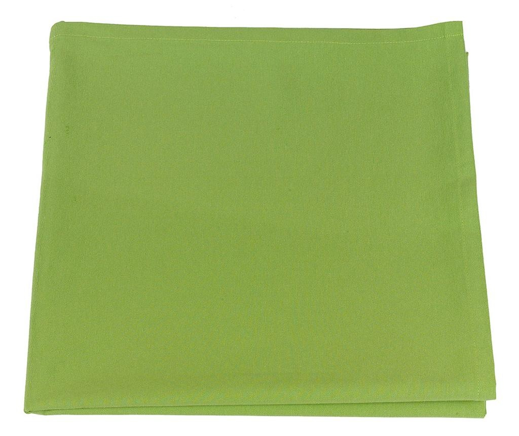 Thoughts Light Green Asztalterítő 140x170 cm