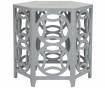 Masuta Geometric Round Shapes Grey