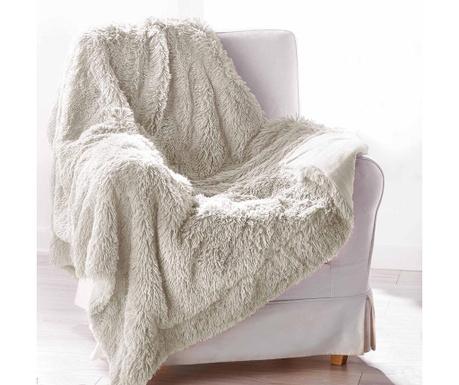 Marmotte Beige Pléd 130x160 cm