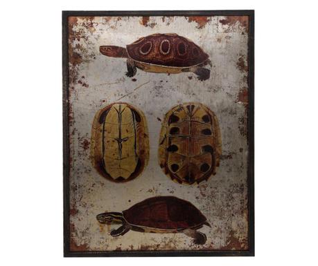 Stenska dekoracija Tortuga