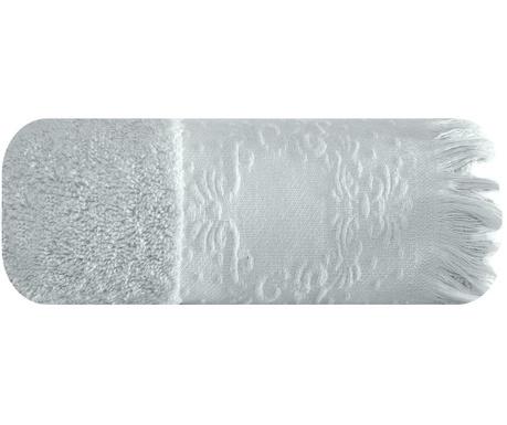 Πετσέτα μπάνιου Emily Silver 70x140 cm