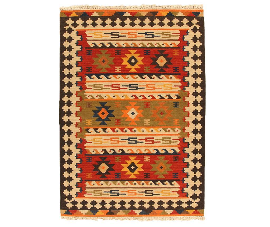 Tepih Kilim Sivas Orange 250x300 cm