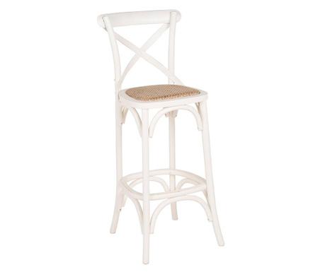 Barová stolička Aspas Blanco