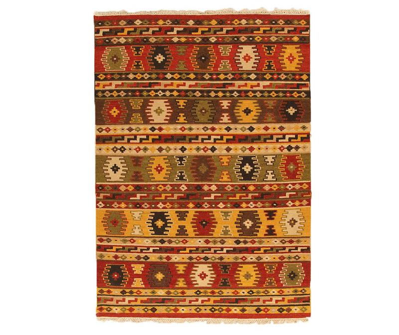 Koberec Kilim Sivas Colors 60x200 cm