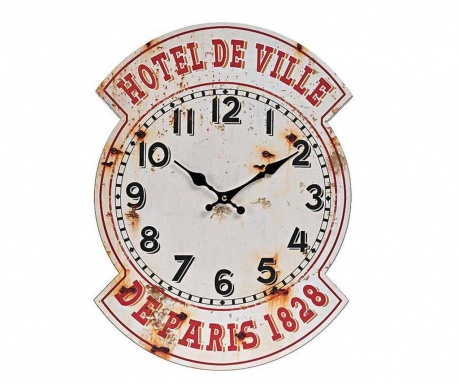 Zidni sat Paris