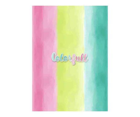 Plagát Rainbow 40x50 cm