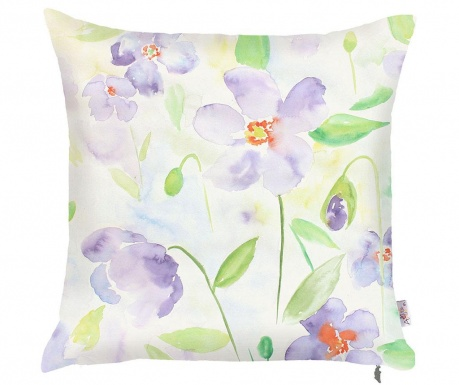 Fata de perna Light Flowers 43x43 cm