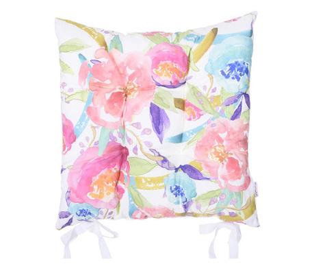 Jastuk za sjedalo Roses 37x37 cm