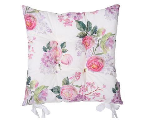 Jastuk za sjedalo Summer Flowers 43x43 cm