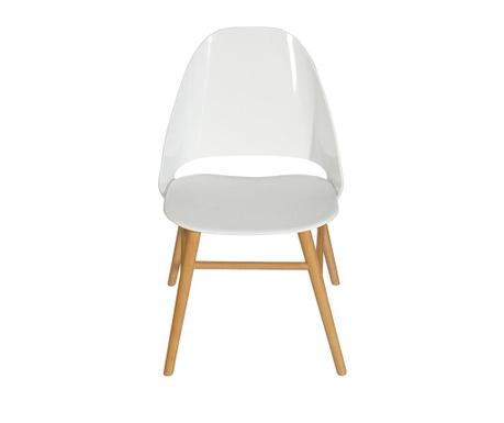 Židle Copenhagen White