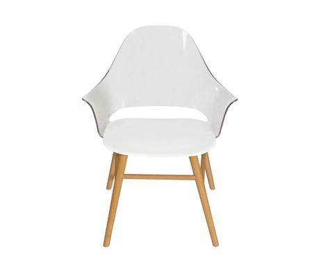 Židle Dresda  Transparent