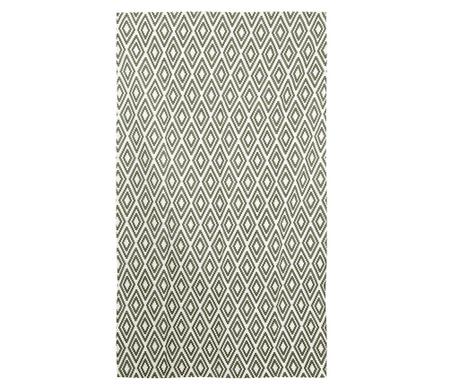Carpet Nirmal White Grey 150x240 cm