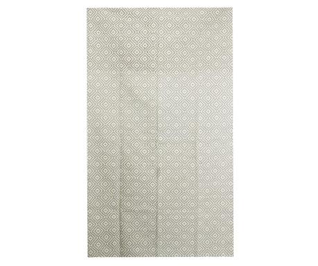 Carpet Niki White Taupe 150x240 cm