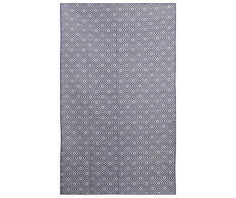 Carpet Niki White Blue 150x240 cm
