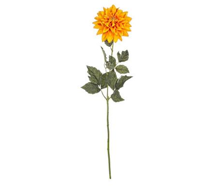 Sztuczny kwiat Dalia Yellow