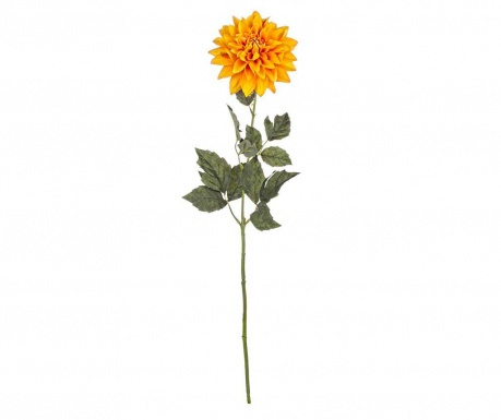 Umelá kvetina Dalia Yellow