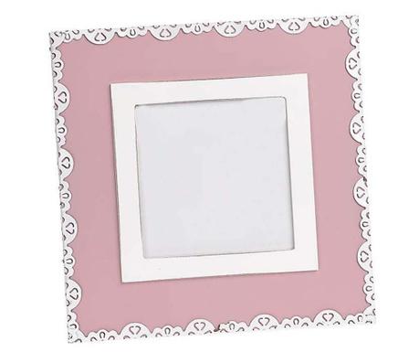 Pink Frame Fényképtartó