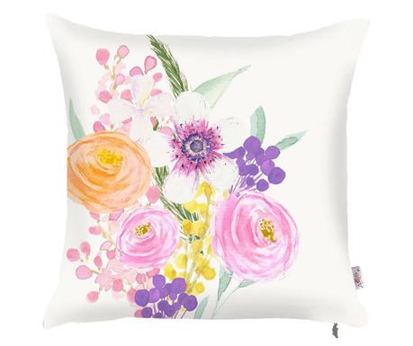 Obliečka na vankúš Flowers 43x43 cm