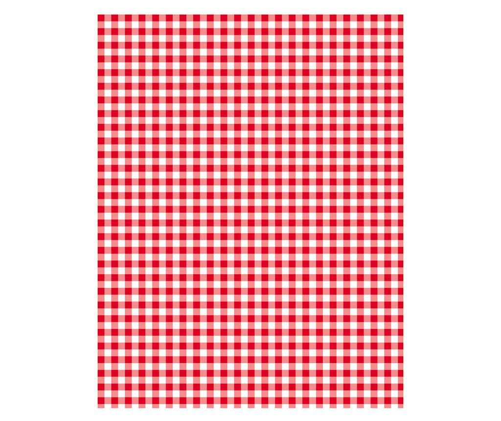 Obrus Red Square 140x180 cm