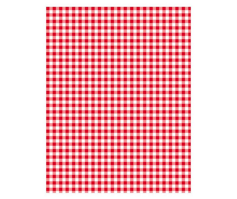 Red Square Asztalterítő 140x180 cm