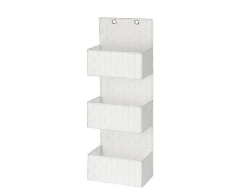 Adria White Three Fürdőszobai kelléktartó