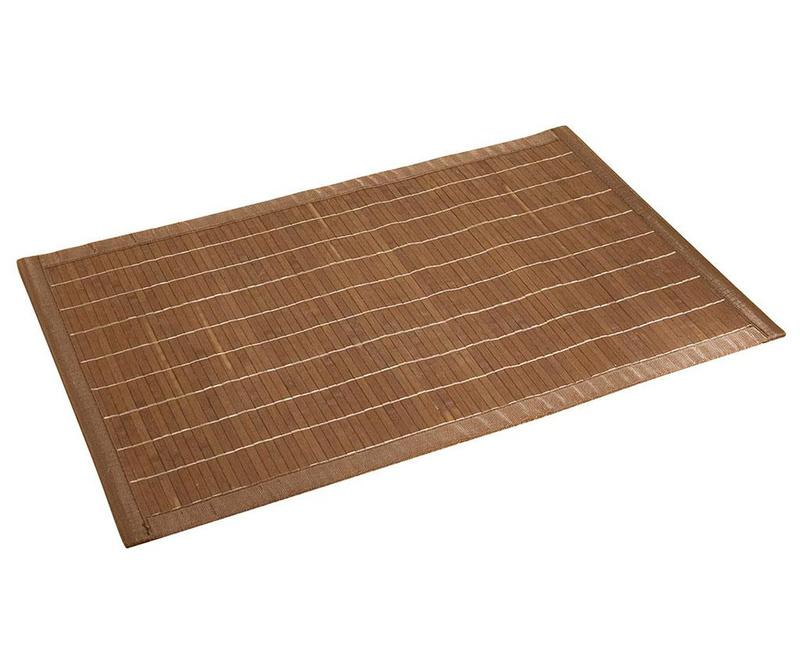 Kopalniška preproga Homely Brown 50x80 cm