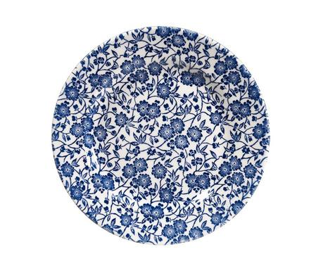 Sada 6 dezertních talířů Victorian Blue & White